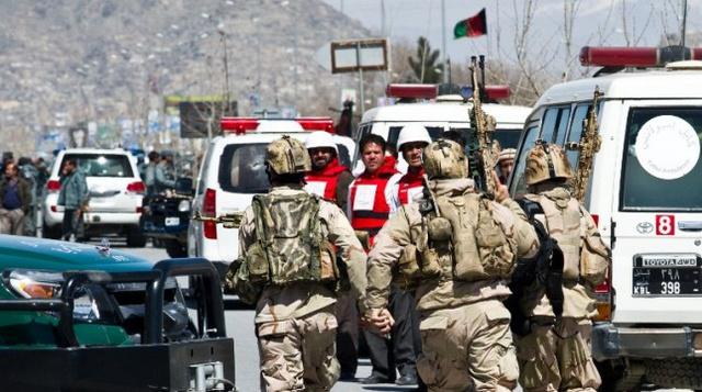 وفد مجلس النواب الأمريكي يزور أفغانستان لتشجيعها على توقيع الاتفاقية الامنية