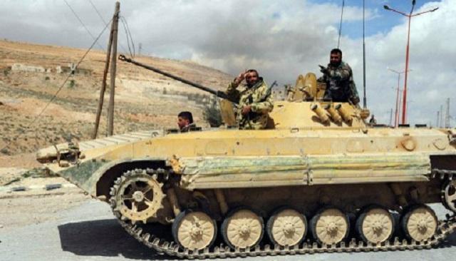 مراسلنا: مقتل 25 مسلحا من الكتائب الإسلامية في كمين للجيش السوري في ادلب