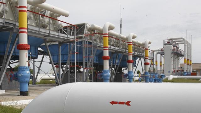 أوكرانيا تشتري الغاز الروسي من الأوروبيين