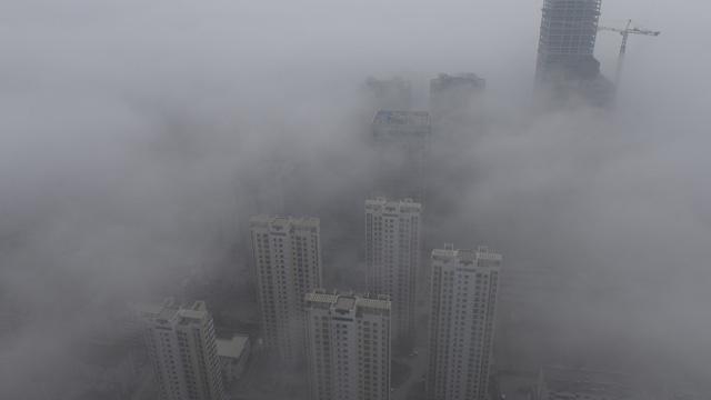 تلوث الجو في آسيا يغير الطقس في العالم