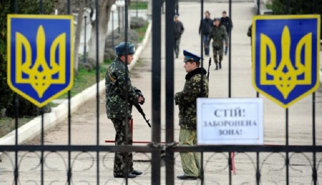 روسيا تعلق تسليم أسلحة القرم إلى أوكرانيا لمنع استخدامها ضد سكان جنوب شرق البلاد