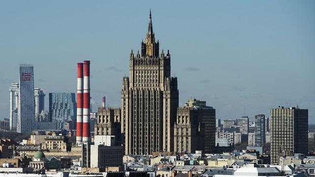 الخارجية الروسية: كييف بدأت حملة عسكرية قد تؤدي إلى زعزعة الاستقرار في أنحاء البلاد