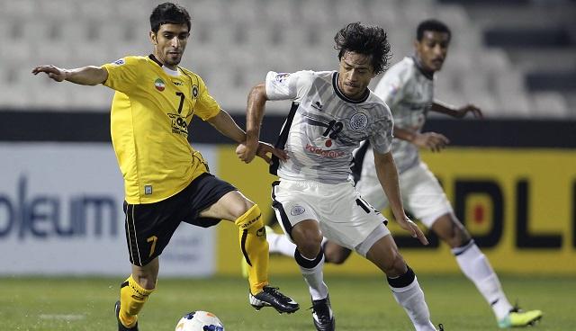السد يتعرض لهزيمة ساحقة أمام سيباهان في دوري أبطال آسيا