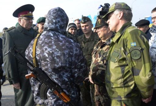 لجنة فينيسيا تؤكد ضرورة اللامركزية.. ووصول مراقبين أوروبيين إلى أوكرانيا