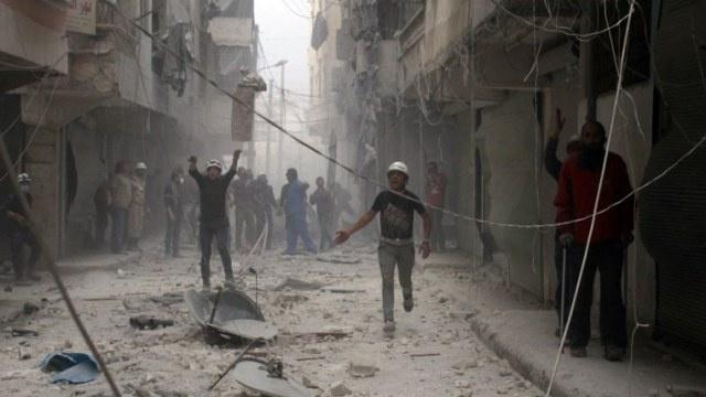 بوغدانوف يناقش مع وفد المعارضة السورية في موسكو آفاق استئناف المحادثات السورية في جنيف