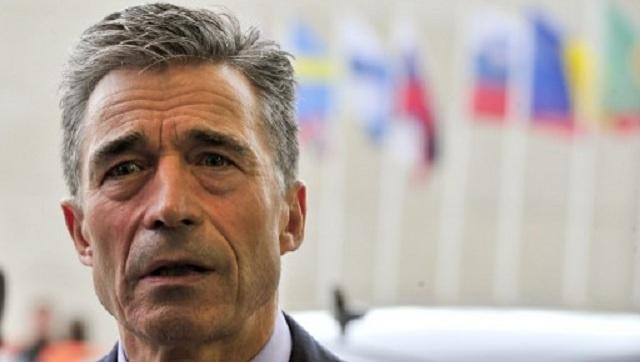 راسموسن: مجلس الناتو وافق على تعزيز أمن دول شرق أوروبا على خلفية الأزمة الأوكرانية