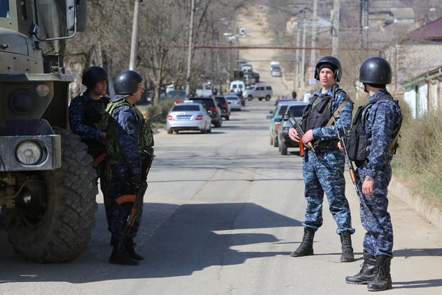 مقتل عضو برلمان جمهورية داغستان على يد مجهولين