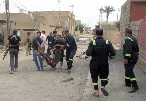 12 قتيلا و15 جريحا بهجوم على مقر عسكري في محافظة نينوى