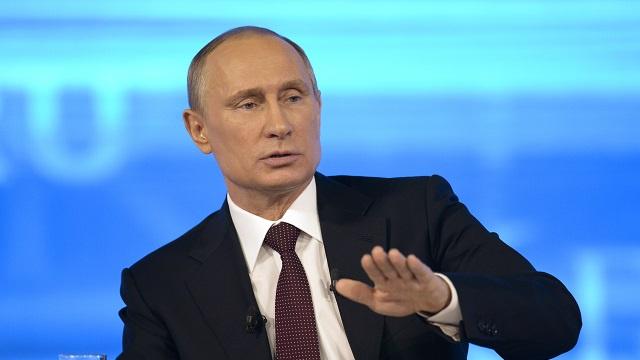 بوتين: روسيا تسعى إلى علاقات طيبة مع الغرب دون تراجع عن مصالحها