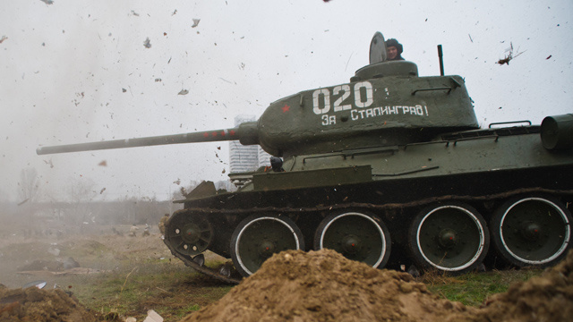 دبابات الحرب الوطنية العظمى