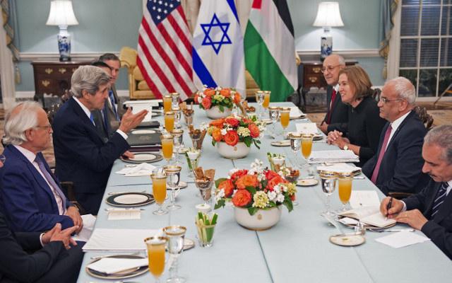 اختتام لقاء فلسطيني إسرائيلي أمريكي جديد دون تحقيق أي تقدم