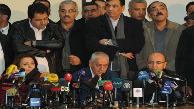 انطلاق جلسات الحوار الوطني التونسي والتأسيسي يناقش القانون الانتخابي