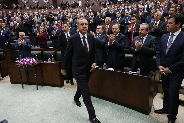 البرلمان التركي يقر قانونا يوسع من صلاحيات جهاز الاستخبارات