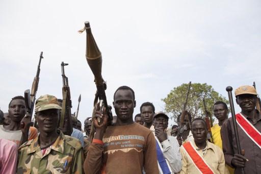 ارتكاب مجزرة في قاعدة للأمم المتحدة بجنوب السودان