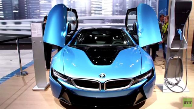 أحدث السيارات في معرض نيويورك 2014 الدولي (فيديو)