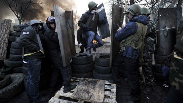 كييف تدعو المحكمة الجنائية الدولية إلى التحقيق في أحداث ميدان الاستقلال