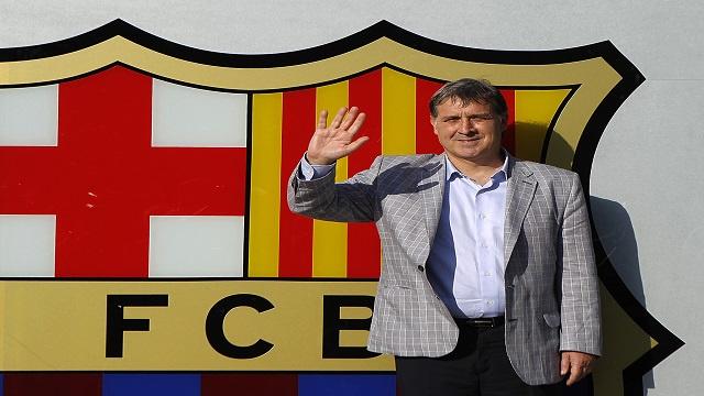 خمسة مرشحين لخلافة تاتا في برشلونة