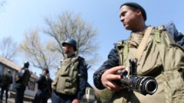 كييف تعلن استمرار العملية الأمنية في شرق أوكرانيا في