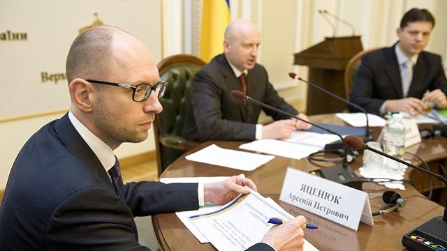 كييف تتعهد بمنح اللغة الروسية وضعا قانونيا خاصا