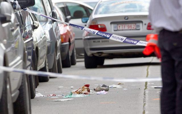 مقتل 3 أشخاص في حادث إطلاق نار في بلجيكا