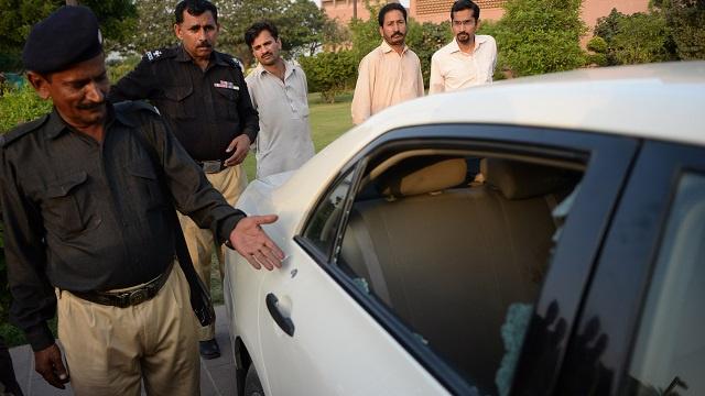 صحفي باكستاني يتعرض لمحاولة اغتيال في كراتشي