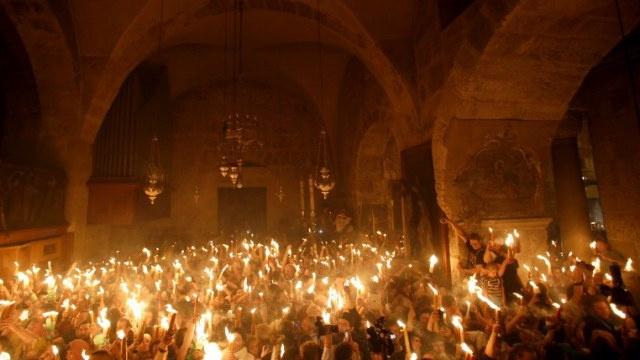 السلطات الاسرائيلية تعيق دخول المبعوث الأممي إلى الشرق الأوسط لكنيسة القيامة
