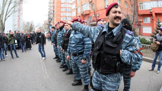 كييف تدعو الأفراد السابقين في شرطة