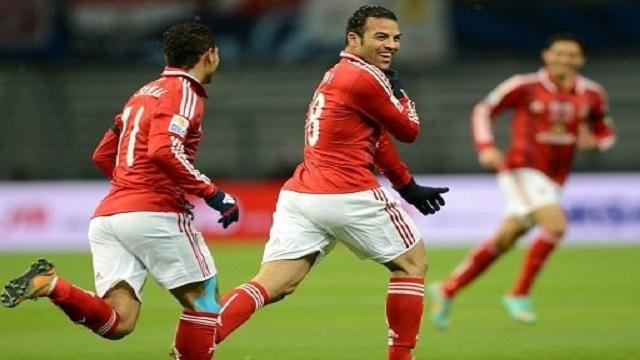 الأهلي المصري يضرب الدفاع المغربي بقذيفة السعيد