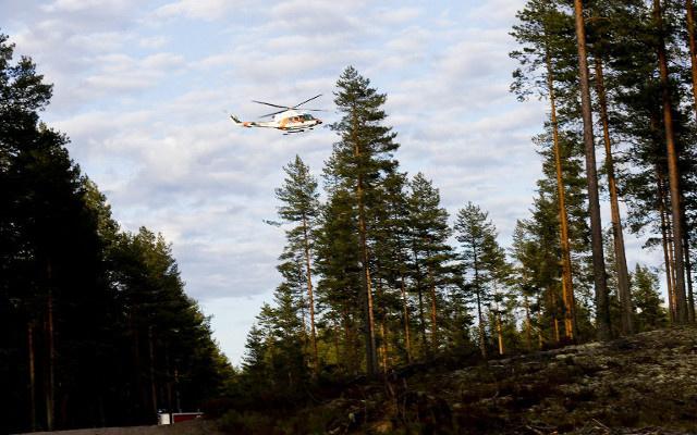 مقتل 8 أشخاص في حادث تحطم طائرة في فنلندا