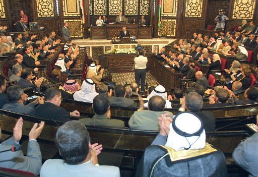 مجلس الشعب السوري يحدد الانتخابات الرئاسية بتاريخ 3 يونيو / حزيران