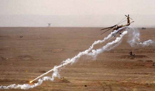 الجيش الاسرائيلي يقصف غزة ردا على اطلاق صواريخ