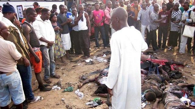 مقتل 15 شخصا وإصابة العشرات في أعمال عنف شرق نيجيريا