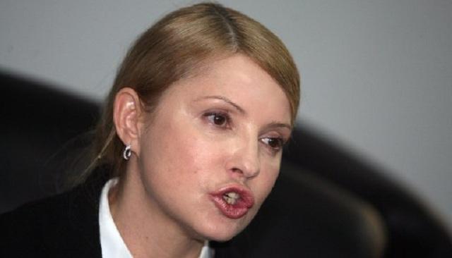 تيموشينكو تلغي زيارتها إلى واشنطن بعد رفض سياسيين أمريكيين لقاءها