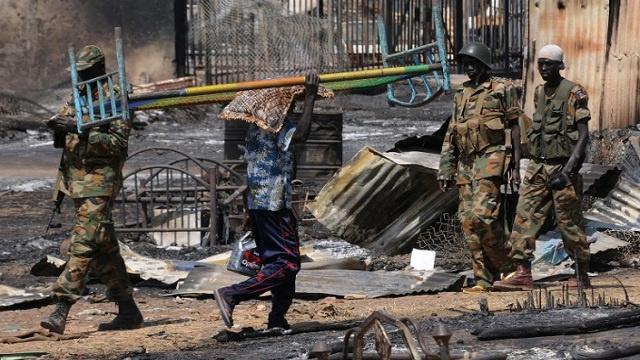 تقرير للأمم المتحدة: مقتل العشرات على أيدي المتمردين في دولة جنوب السودان
