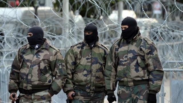 القوات العسكرية التونسية تتقدم في ملاحقة المسلحين بالشعانبي