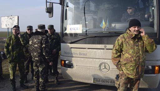الخارجية الروسية: 6 خبراء روس يعملون ضمن بعثة المراقبين الاوروبيين في اوكرانيا