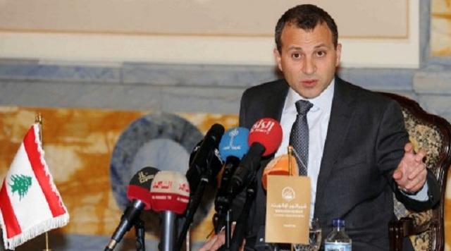 لافروف يبحث الأزمة السورية مع نظيره اللبناني في موسكو الخميس