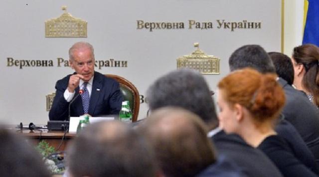 بايدن يؤكد ضرورة انضمام ممثلي روسيا الى بعثة الامن والتعاون الاوروبية شرق اوكرانيا