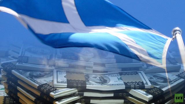 زوجان اسكتلنديان يتبرعان بثلاثة ملايين جنيه لحملة الاستقلال
