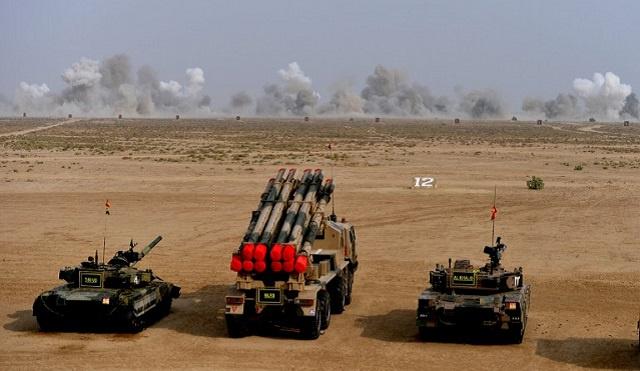 باكستان تنجح في اختبار صاروخ بالستي قادر على حمل رؤوس نووية