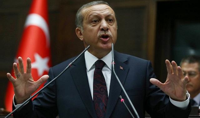 أردوغان: عدد اللاجئين السوريين في تركيا بلغ المليون ولن نغلق الباب في وجههم