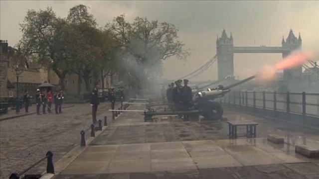 بالفيديو .. بريطانيا تحتفل بعيد ميلاد الملكة الـ88
