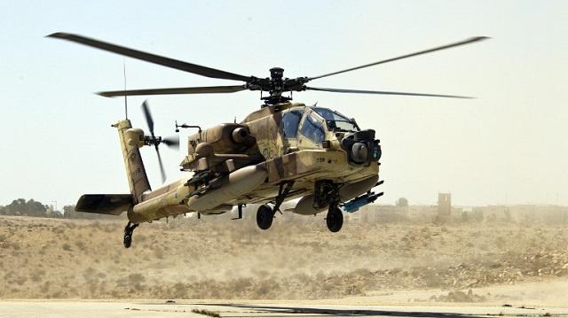 أمريكا تقرر تسليم 10 طائرات أباتشي إلى مصر لمحاربة