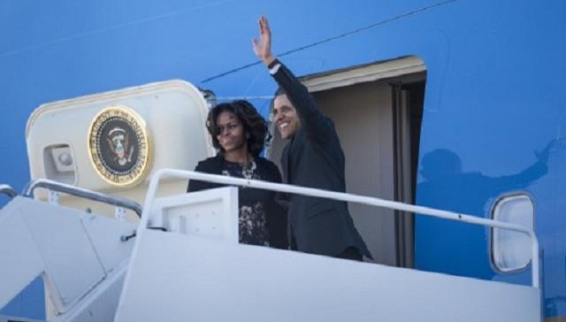 أوباما يبدأ من طوكيو جولة آسيوية يبحث فيها ملف كوريا الشمالية والأزمة الأوكرانية
