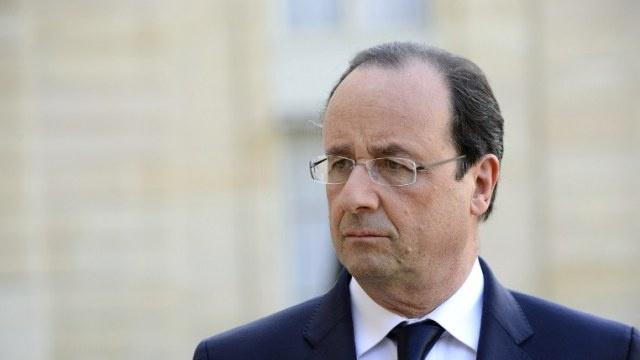 هولاند يتوعد بمحاسبة المسؤولين عن وفاة الرهينة الفرنسي في مالي