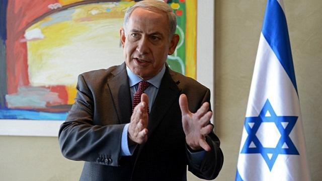 نتنياهو يخير عباس بين المصالحة مع حماس أو السلام مع إسرائيل