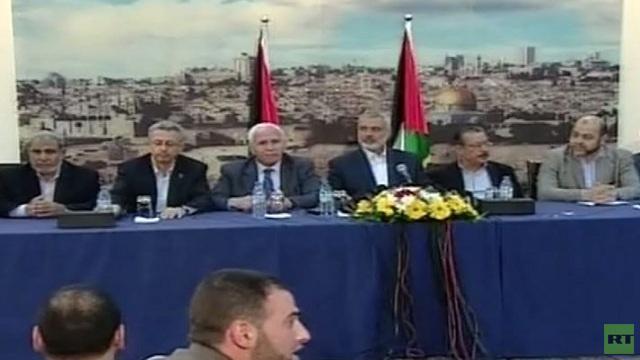 إسرائيل تلغي الدورة الجديدة من المفاوضات مع الفلسطينيين بعد الإعلان عن المصالحة بين فتح وحماس