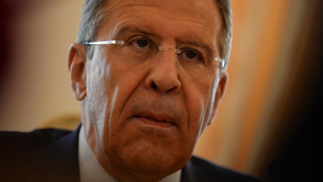 لافروف: كييف هي التي يجب أن تقوم بأولى الخطوات لتسوية النزاع في أوكرانيا