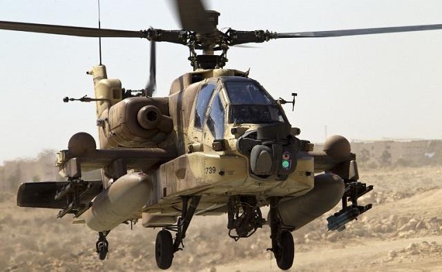 مصر.. مقتل 7 مسلحين بسيناء في غارات بطائرات الأباتشي