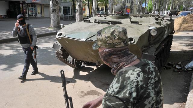 مجلس مقاطعة دونيتسك يطالب كييف بوقف استخدام القوة وسحب الجيش من شرق أوكرانيا (فيديو)
